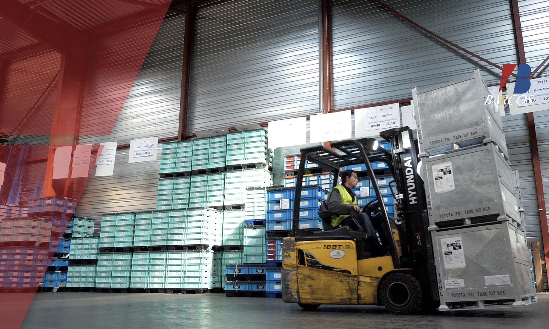 Logistique Sud-Ouest: stockage et préparation de commandes