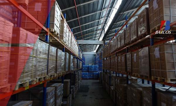 Un service logistique de 36 000 m2 aux portes de la péninsule ibérique