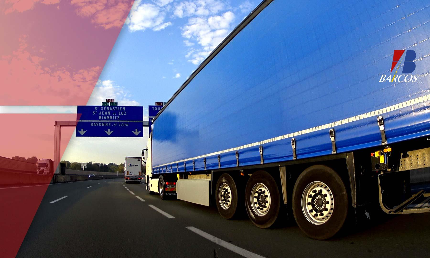Transport routier régulier entre la France, l'Espagne et le Portugal